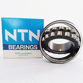 DIN Spherical Roller Cage Bearing weight 0.3 kg / Double Roller Bearing 22206CA