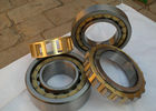 Stable Speed Rolling Mill Cylindrical Roller Bearing NU1018M In Brass Cage Vibration Level On V4/V3