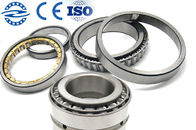 Tapered Chrome Steel Roller Bearing 30220 100 * 180 * 37.5 MM / Vehicle Wheel Bearings