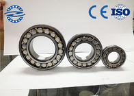 China HRC58-62 Hardness Spherical Roller Bearing 22211 Brass , Steel Cage factory