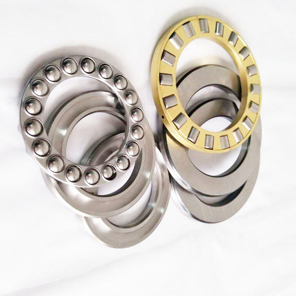 Double / Single Row Thrust Ball Bearing 29236 Sealed Thrust Bearing With Flat Seats