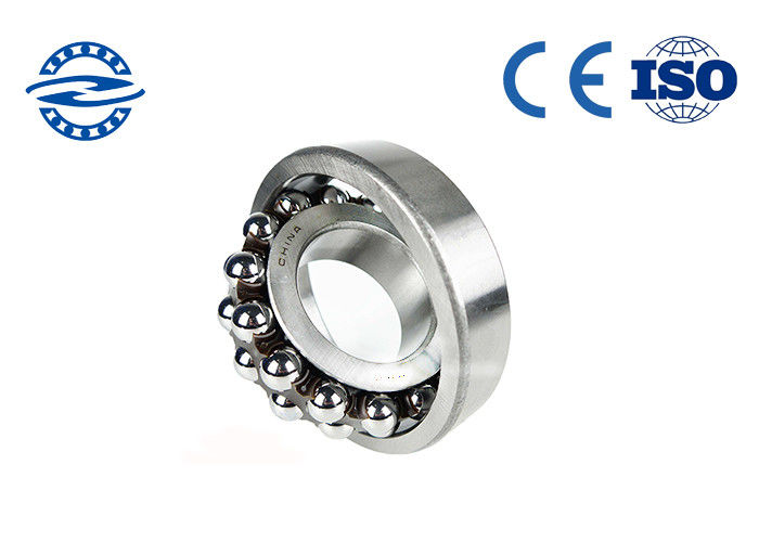 Easy Installation Motorcycle Engine Bearings , Small Ball Bearings 1205 / 1205k
