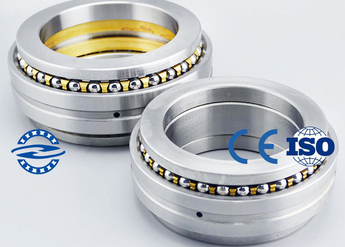 Double Row Angular Contact Ball Bearing 51252 For High Frequency Motor
