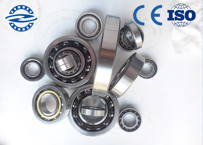 Durable Single Row Angular Contact Ball Bearing 7206CTYNDBL P4 For Booster Pump
