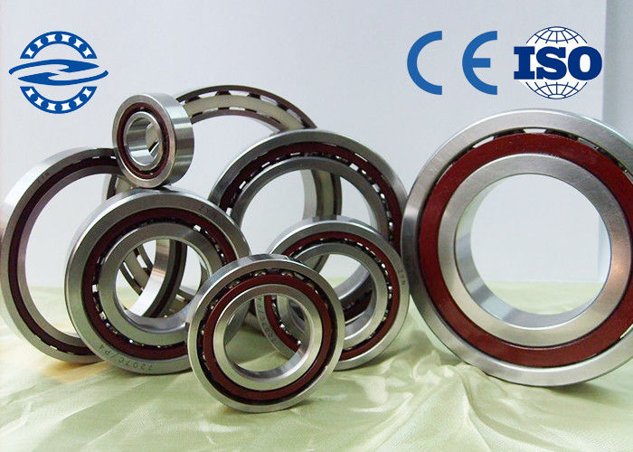 3206 ATN9 Single Row Small Angular Contact Bearings 30mm × 62mm × 23.8mm