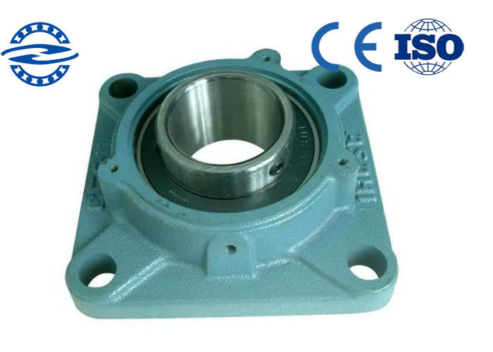 Economical Cast Iron Pillow Block Bearing , UCF205 Square Koyo Ball Bearings