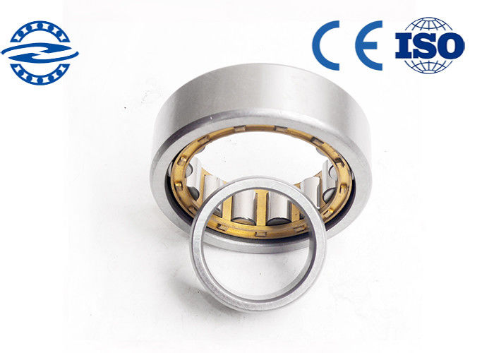 High Accuracy Excavator Swing Bearing , C4032 K30V Single Row Ball