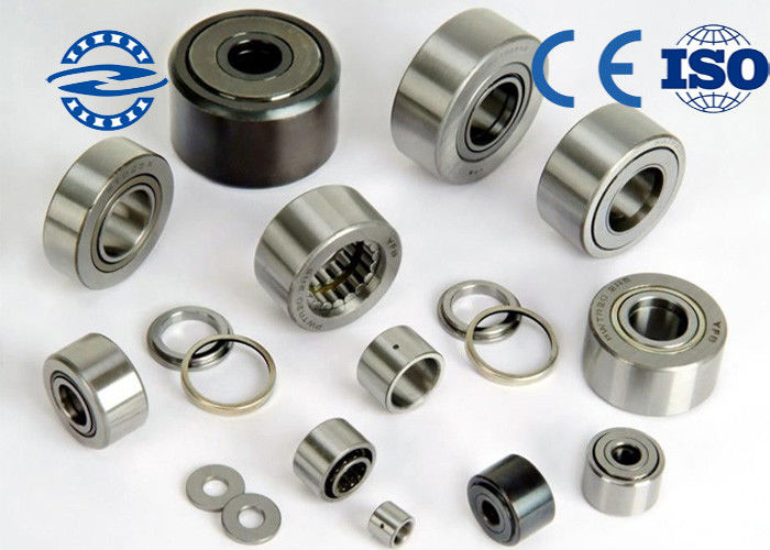 Durable Metric Needle Bearings , NUTR45 Track Roller Bearing For Machinery