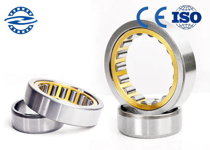 NU221MA Cylindrical Open Roller Bearing , Single / Double Row Roller Bearing