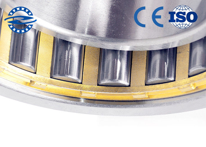 Double Row Cylindrical Roller Bearing NJ407 For Continuous Casting Machine