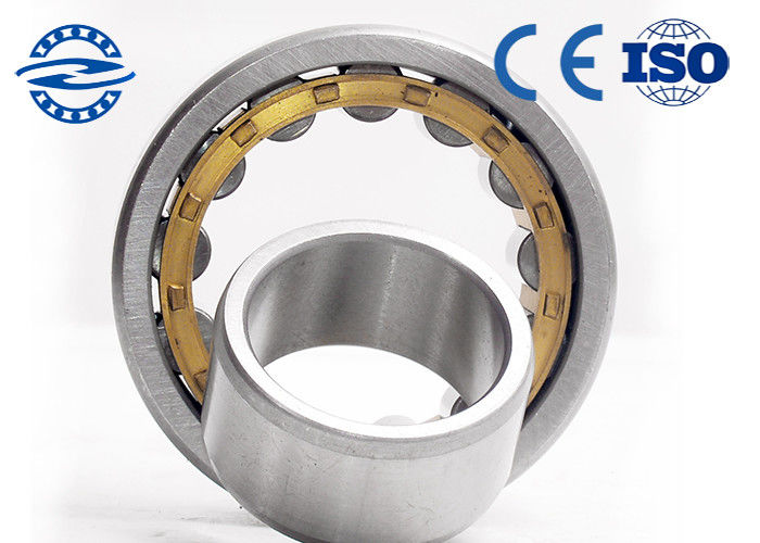NSK NTN NJ424M Cylindrical Ball Bearing For Automation Equipment ISO9001 Approved