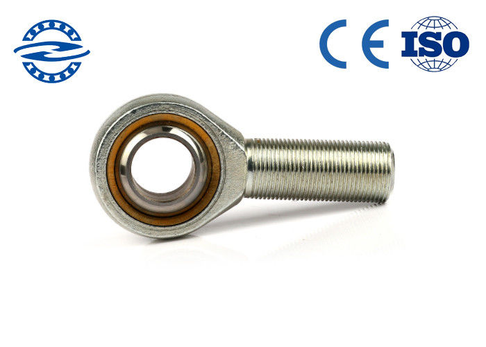 Spherical Plain Bearing Spare Parts , Spherical Rod End Ball Joints OEM Available