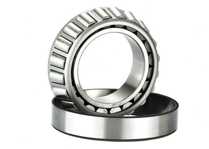 Low Noise Tapered Roller Bearing 30205 Oil Or Grease Lubrication 25*52*15mm