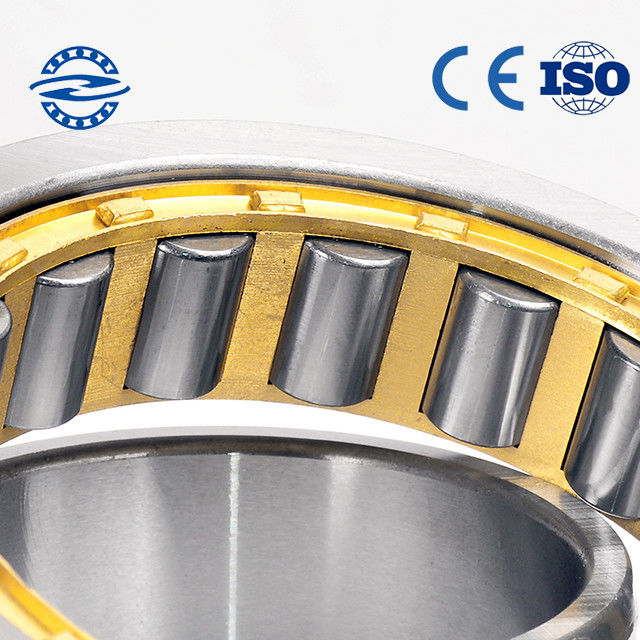 Electric Scooter NU Series Cylindrical Roller Bearing NU204 NU205 NU206 Bearing