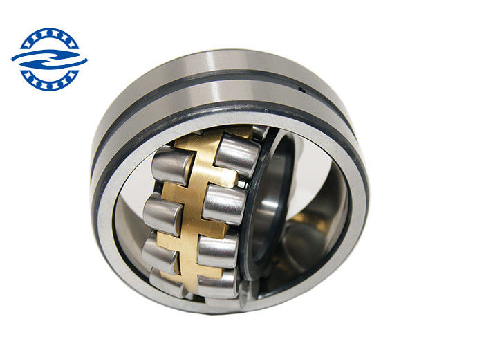 Double Row Bearings 22218 Spherical Roller Bearing Chrome Steel Brass Cage