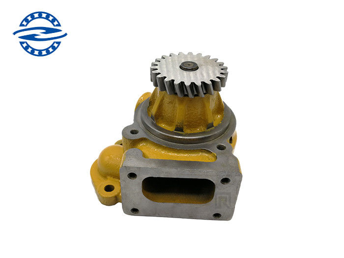 6150-61-1101 Excavator Spare Parts 6D125 Komatsu Dozer Water Pump