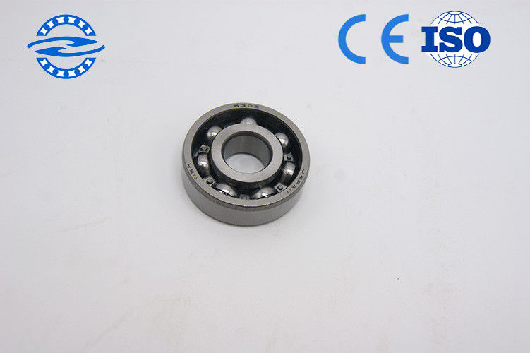 Non - Separable Low Noise Deep Groove Ball Bearing 6004 For Automobile