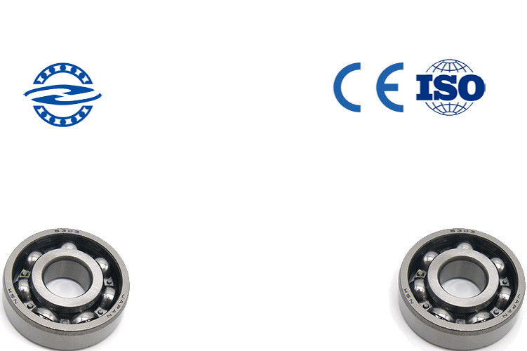 Low Vibration Deep Groove Ball Bearing 6007 For Struction Machine / Railway Vehicle