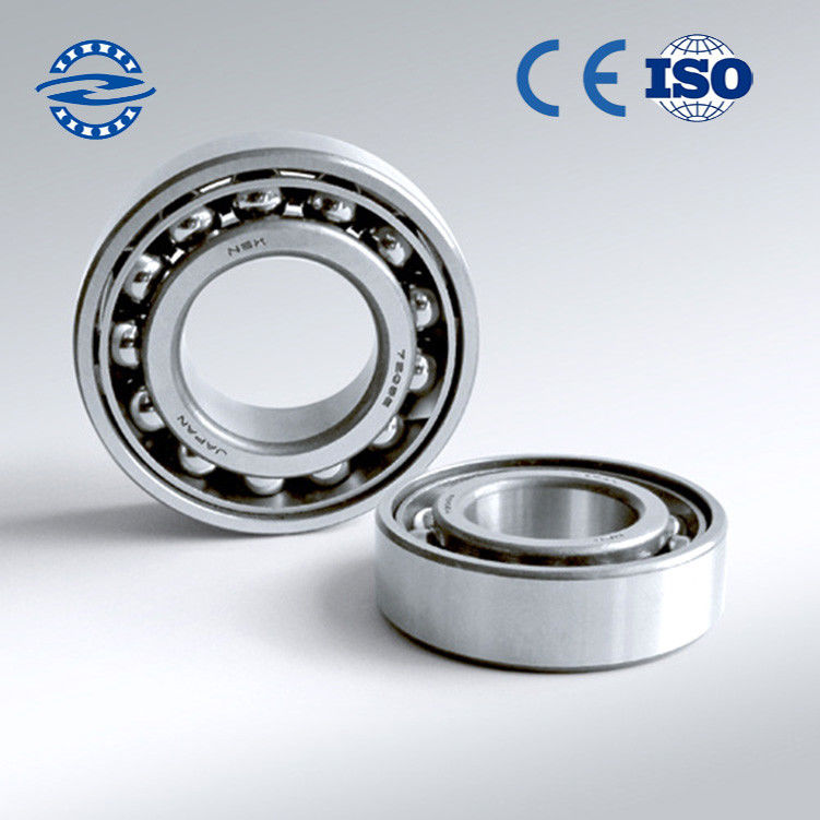 High - Rotating Speed Open Deep Groove Ball Bearing ZZ 6009 0.229kg Oil Lubrication