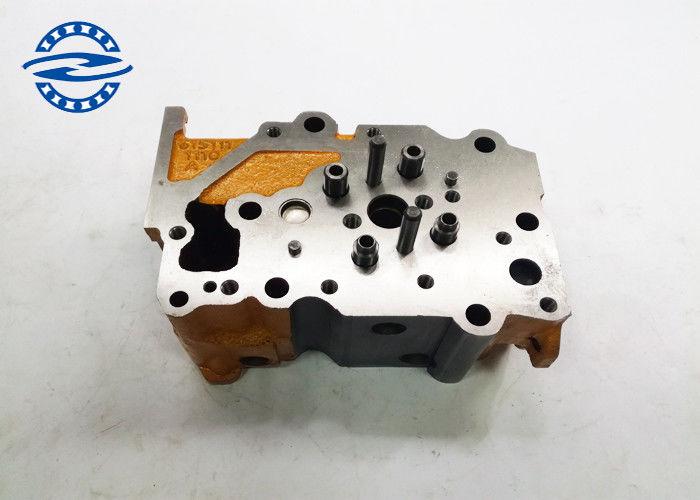 Diesel Cylinder Head 6D125 -5 for Komatsu Excavator Engine Parts