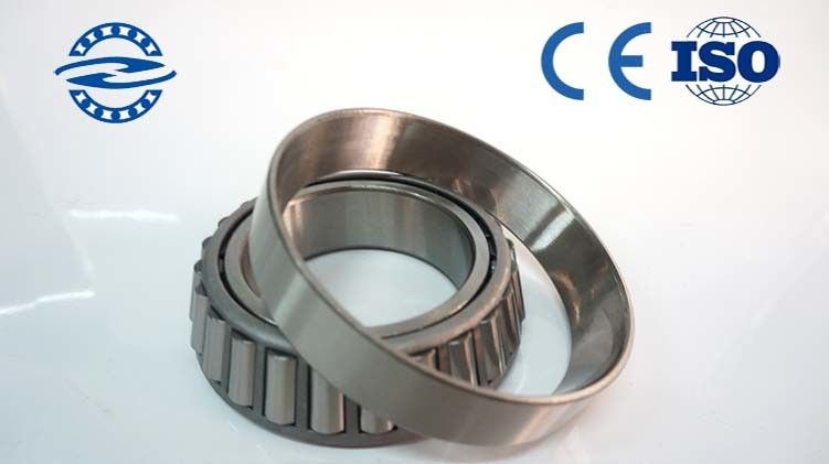 1 Row Tapered Roller 32205 Bearing Outside Diameter 52mm Silver Color
