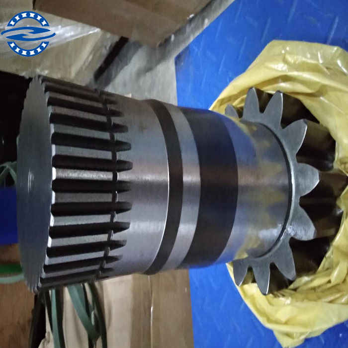 YN32W01051P1 Excavator Gearbox Swing Shaft For Kobelco SK200-8 SK210-8