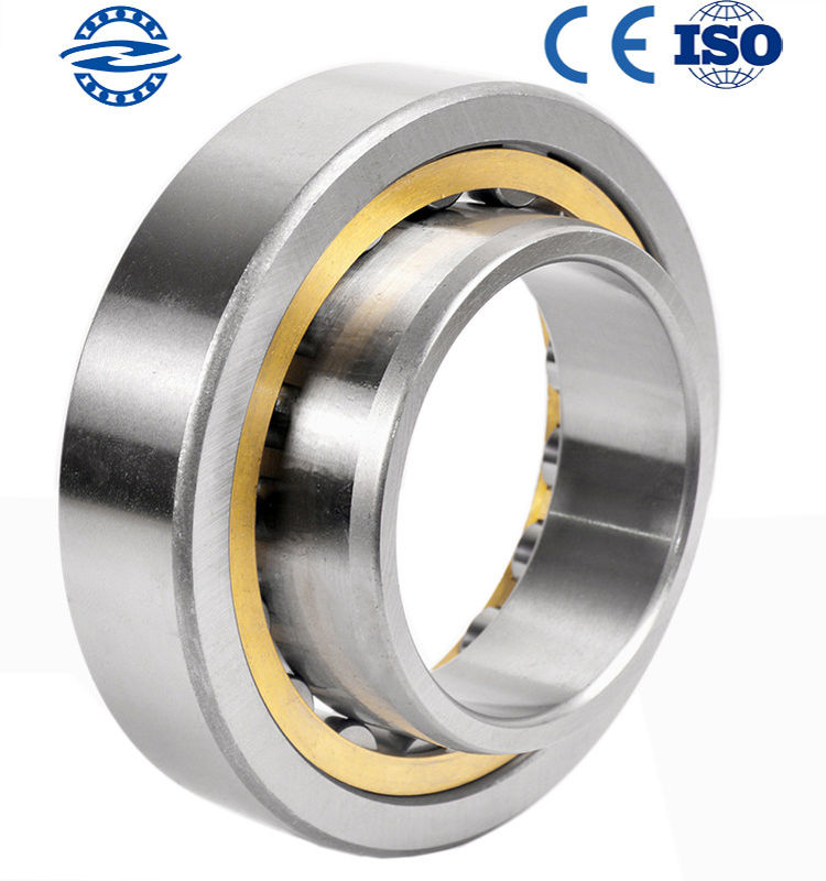 Heavy Loads And High Speed NJ211 Cylindrical Roller Bearing For Rolling Mill