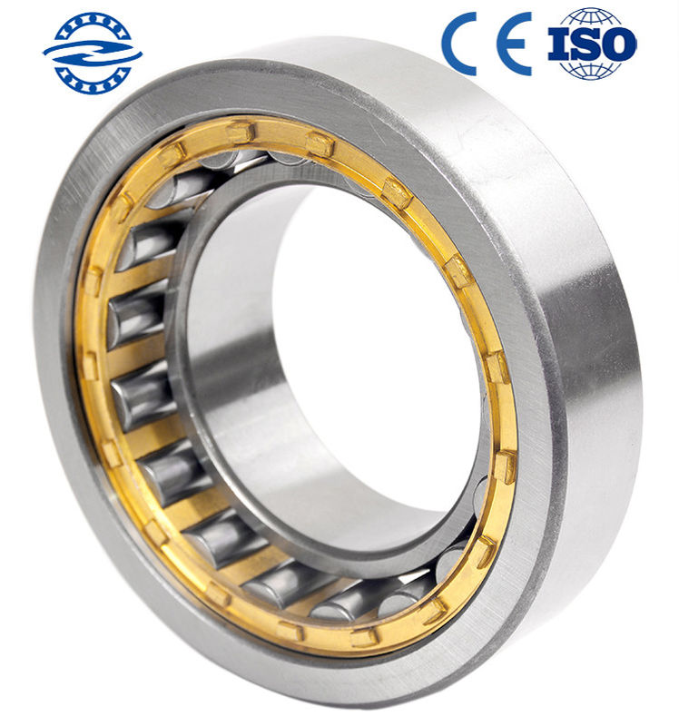 Heat Resistance NJ216 Single Row Cylindrical Roller Bearings Weight 1.53kg
