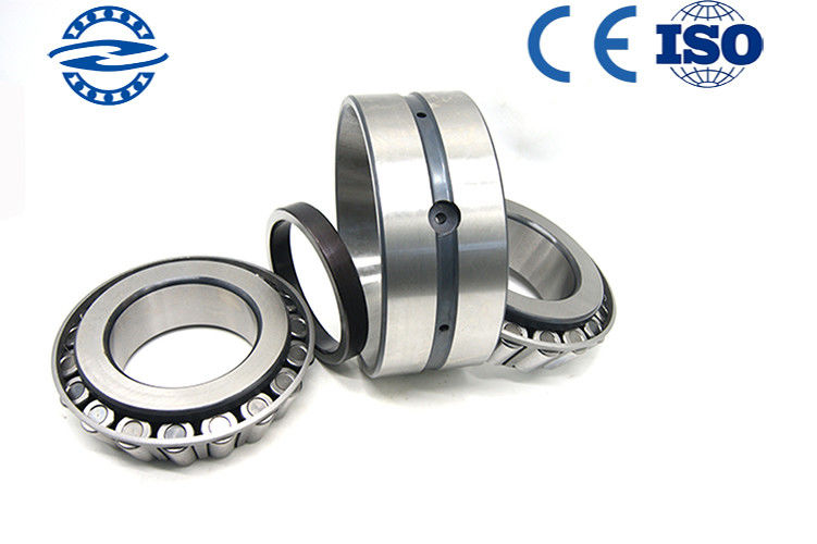 Steel Waterproof Small Size Taper Roller Bearing 32209 Silver Color