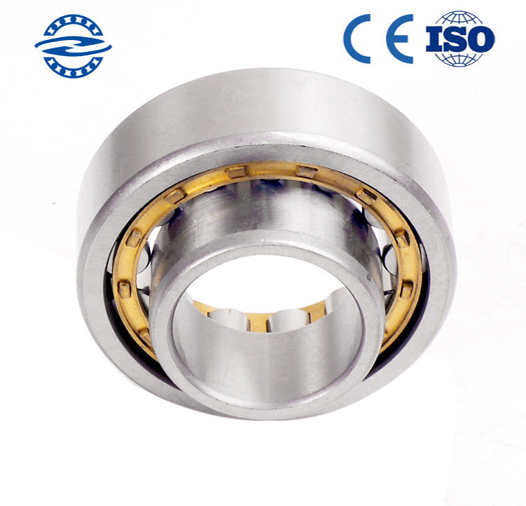 single row  Cylindrical Roller Bearings NJ209 with Oil / Grease Lubrication for long time