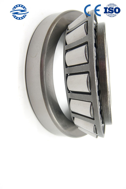 Chrome Steel 32217 Taper Roller Bearing Steel Or Brass Cage ID 85mm