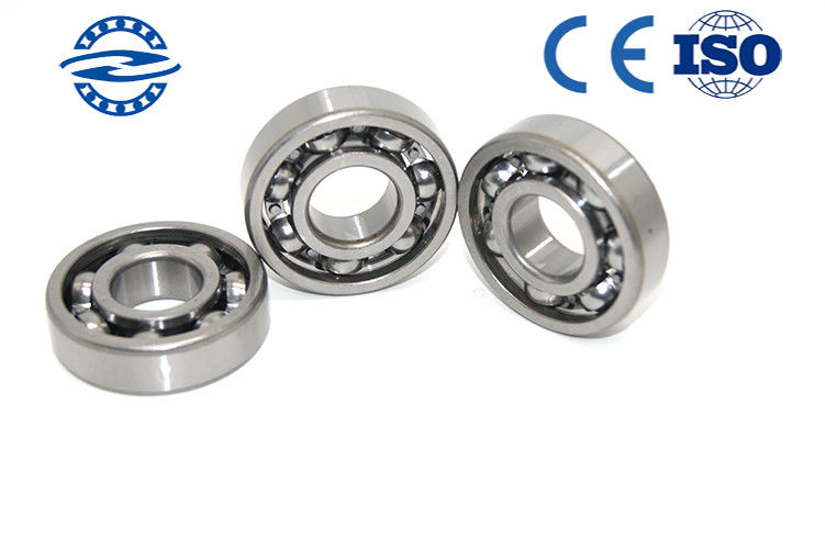 High Precision 6211 Deep Groove Ball Bearing 0.598KG Outside Diameter 100mm