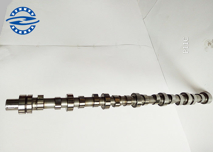 Standard Size Auto Engine Spare Parts For HINO P11C Excavator Camshaft