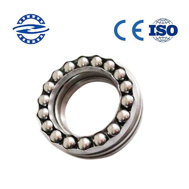 High Speed Miniature Thrust Ball Bearing 51100 With Single Direction Or Bi - Direction