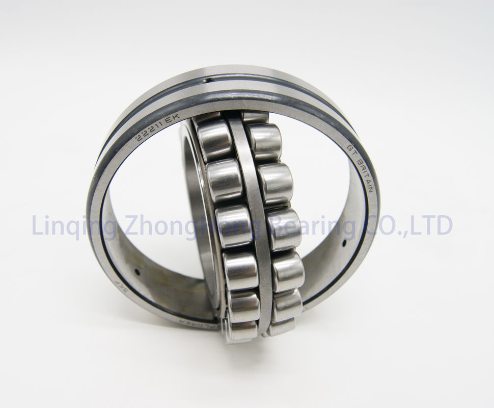 22205CC CA MA MB Sealed Spherical Roller Bearing Bearing Both Radial Load And Axial Load