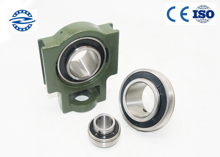 Stainless Steel Pillow Block Bearing Single Row High Accuracy p0 p6 p5