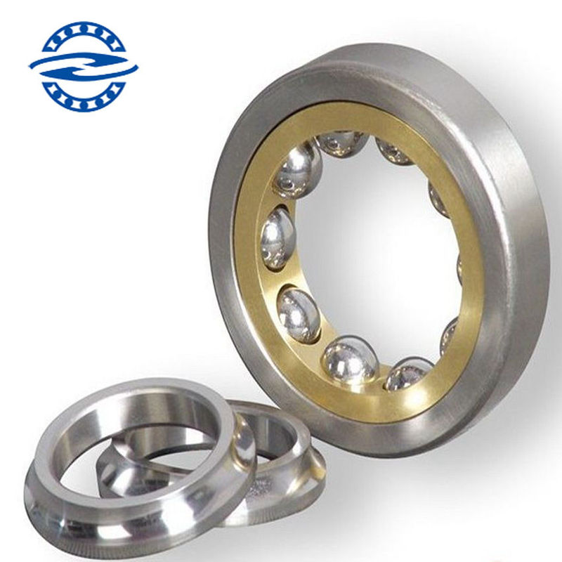 Machine Parts Angle Contact Ball Bearing 7028 ZZ 2ZR  RZ RS Closure Type