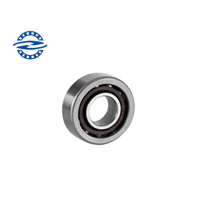 Mini Size 10*30*9mm Angle Contact Ball Bearing 7200 Steel And Brass Cage