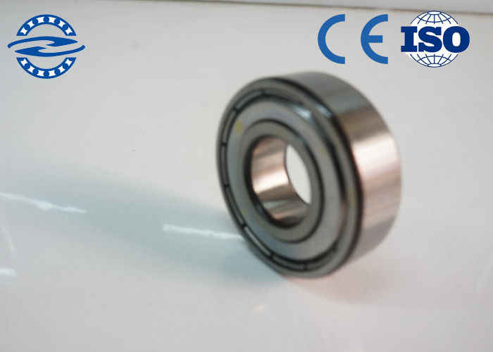 Mini Size GCR15 Deep Groove Ball Bearing 6201 Outer Diameter 12mm