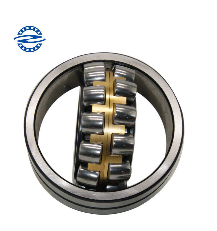 No Seal Stainless Steel Radial Roller Bearing 22308 Brass Entity Cage