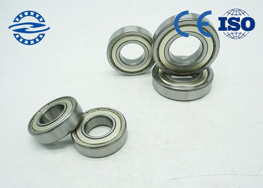 China Double Sealed Ball Bearings 6004ZZ 20mm × 42mm × 12mm V Groove Bearings factory