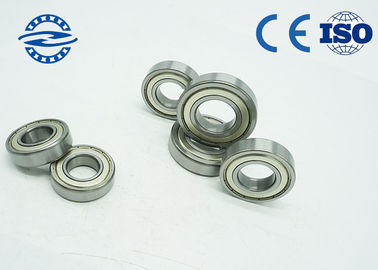 China Double Sealed Single Row Deep Groove Ball Bearing 6313 For Household Appliances factory