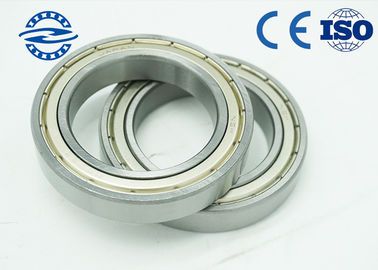 China Durable Radial Deep Groove Ball Bearing 6220 / C3  100 × 180 × 34mm OEM Service factory