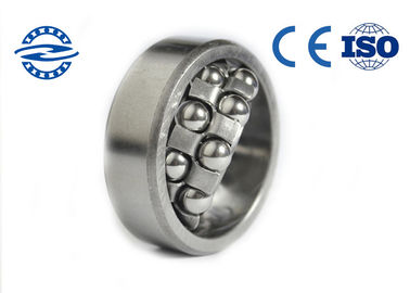 Durable Self Aligning Ball Bearing Spare Parts 1206 30mm X 62mm X 16mm For Heavy Machinery