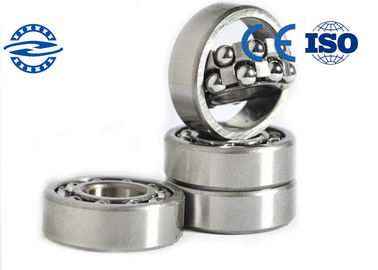 China 10 X 30 X 14mm Metal Ball Bearings , Self Aligning Industrial Ball Bearings 2200 factory