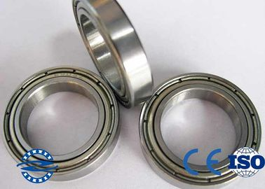 China Low Friction Deep Groove Roller Bearing 6300 ZZ Single Row Centripetal Ball Bearing factory