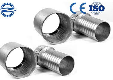High Performance Threaded Pipe Flanges , Concrete Rubber Flexible Hose Flange
