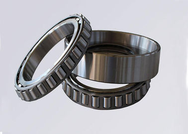 GCr15 / Chrome Steel High Speed Taper Roller Bearings Open Seals Type