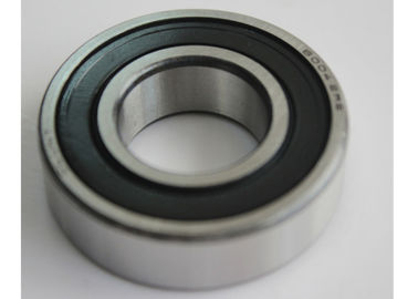 China steel cage 6007 2RS deep groove ball bearing with CHINA  factory factory