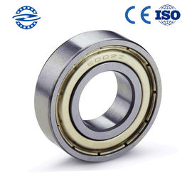 China Non - Separable Deep Groove Single Row Ball Bearing 6011- 2Z GCR15 Material factory